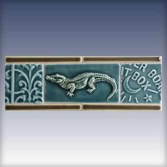 Alligator Meter Panel
