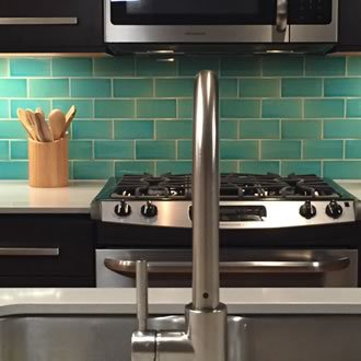 Irish Channel back splash
